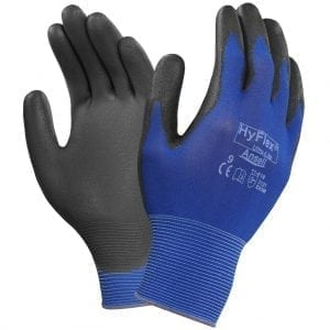 Ansell Hyflex® 11-618 Palm PU Coated Gloves