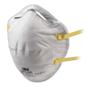 3M 8710E Particulate Respirator (P1)