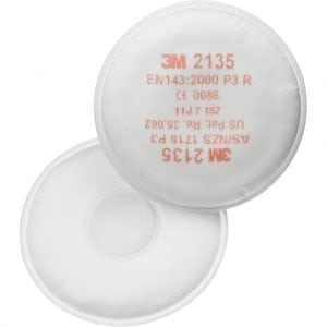 3M 2000 Series 2135 Particulate Filters