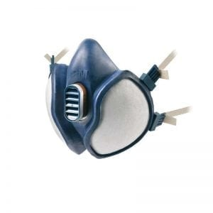 3M 4277 Maintenance Free Gas/Vapour and Particulate Respirator