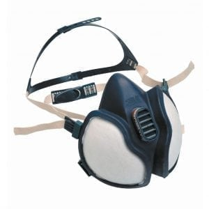 3M 4279 Maintenance Free Gas/Vapour and Particulate Respirator