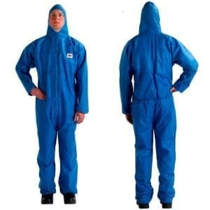 3M 4515 Protective Coverall (Blue)