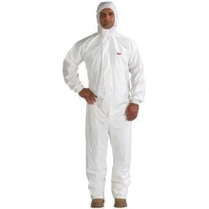 3M 4545 Protective Coverall