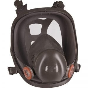3M 6000 Series 6800 Reusable Full Face Mask