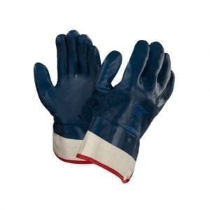 Ansell Hycron® 27-805 Heavy Duty Fully Coated Safety Cuff Gloves