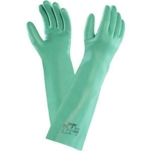 Ansell Solvex® 37-655 Classic Unflocked Nitrile Gloves
