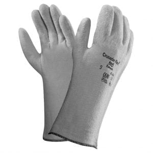 Ansell Crusader Flex 42-474 Fully Coated Heat Resistant Gloves