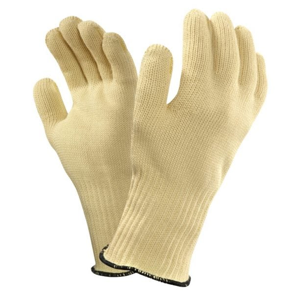 Ansell Mercury 43-113 Heavyweight Yellow Kevlar Gloves