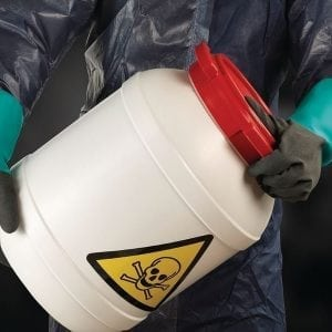 Chemical & Liquid Hand Protection