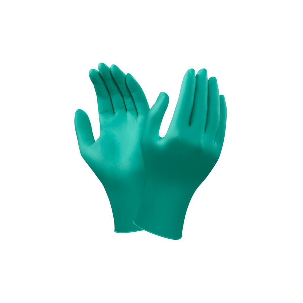 Ansell TouchNTuff® 92-600 Powder Free Disposable Nitrile Gloves