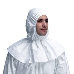 DuPont Tyvek Disposable Balaclava Hood