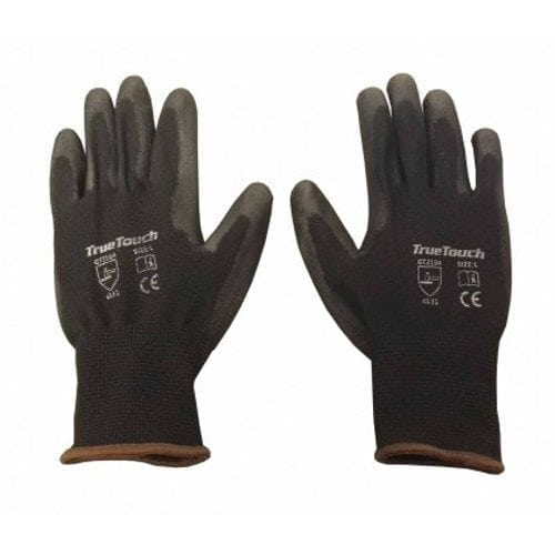 TrueTouch GT2104 'Work Black' PU Coated Glove