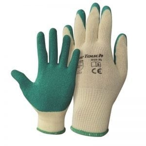 TrueTouch GT2108 Super Grip Latex Palm Coated Glove