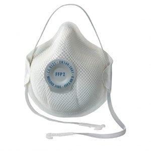 Moldex 2485 Ventex Valved Disposable Dust Mask FFP2D