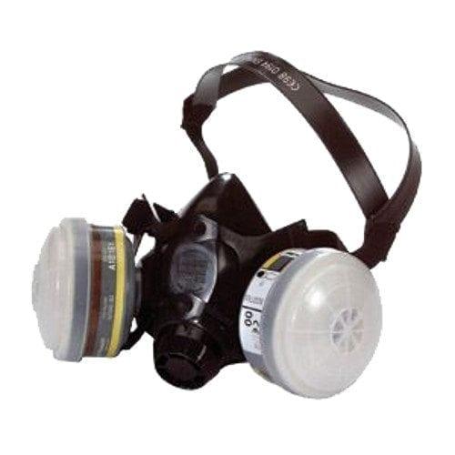 North Twin Filter Half Mask Respirator N7700-30MU (Medium)