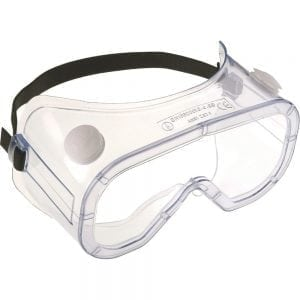 HP913 - JSP Everest Indirect Vent Polycarbonate Goggle