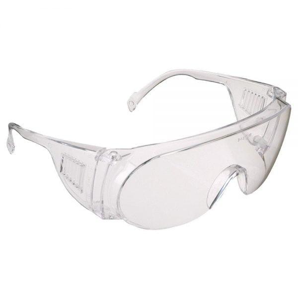 HP915 - JSP M9300 Overspec Clear Lens Safety Glasses