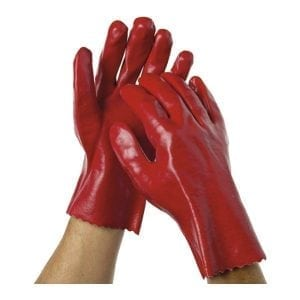 Protective PVC Gloves & Gauntlets