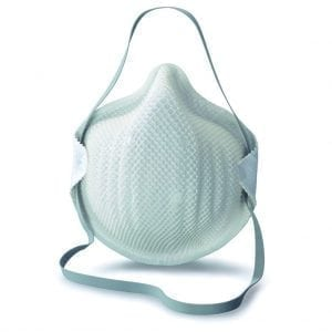 Moldex 2400 Industrial Dust / Mist Mask FFP2 NR D