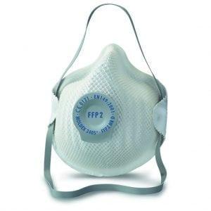Moldex Disposable 2405 Dust Mask (P2) FFP2 NR D