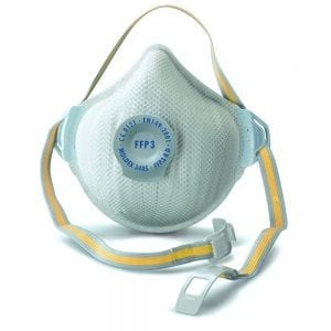 Moldex 3405 Air Plus Mask (P3V) FFP3 R D