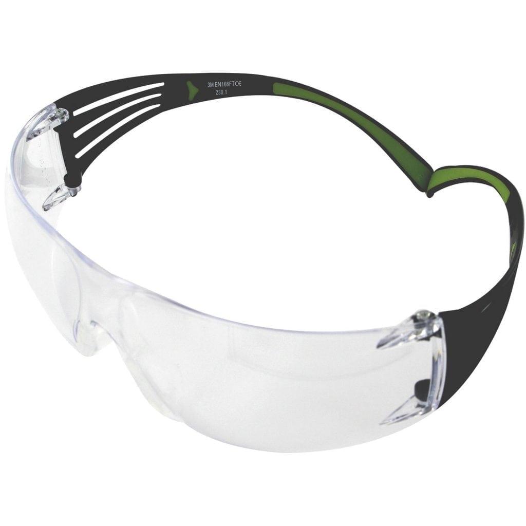 3M™ SF401AF SecureFit™ Clear Anti-Fog Lens Safety Glasses