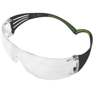 3M™ SF401AF SecureFit™ Clear Anti-Fog Lens Safety Glasses