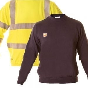 ETF101-110 - Eagle FR Flame Retardant Sweatshirts
