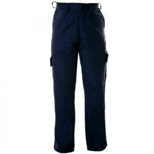 ETF1101CAN - Eagle FR Antistatic ARC Navy Cargo Trousers