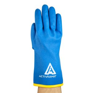 6 x Ansell ActivArmr® 97-681 Cold Resistant Gloves