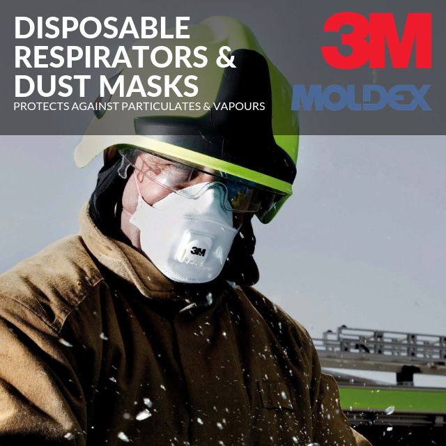Disposable Masks & Respirators